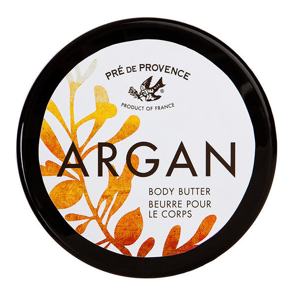 Argan Body Butter (200ml) - European Soaps