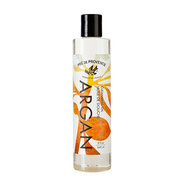 Wholesale Argan Nourishing Cleansing Oil (240ml) - European Soaps