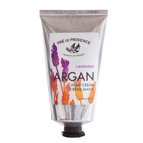 Wholesale Argan Lavender Hand Cream - European Soaps