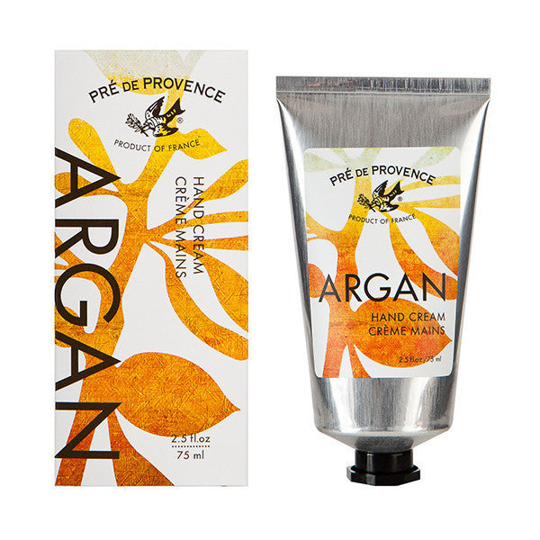 Argan Hand Cream Orange (75ml) - European Soaps