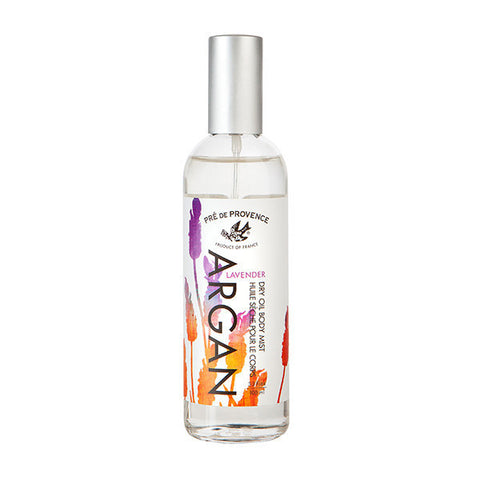 Argan Lavender Dry Oil Body Mist
