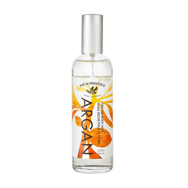 Wholesale Argan Sweet Orange Dry Oil Body Mist - European Soaps