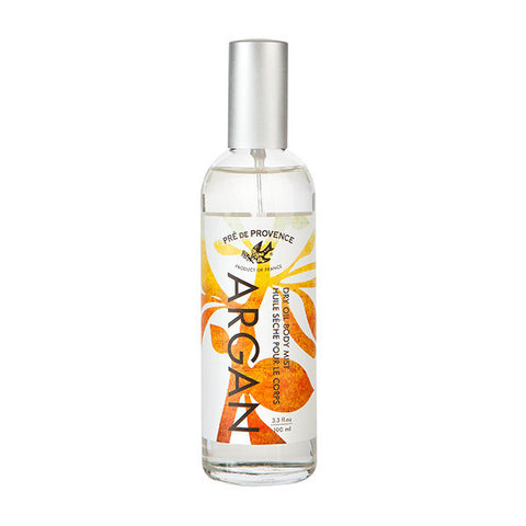 Argan Sweet Orange Dry Oil Body Mist