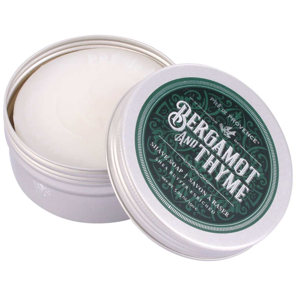 Shave Soap (150g Tin) - European Soaps