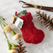 Mini Stocking Gift Set - Red - European Soaps