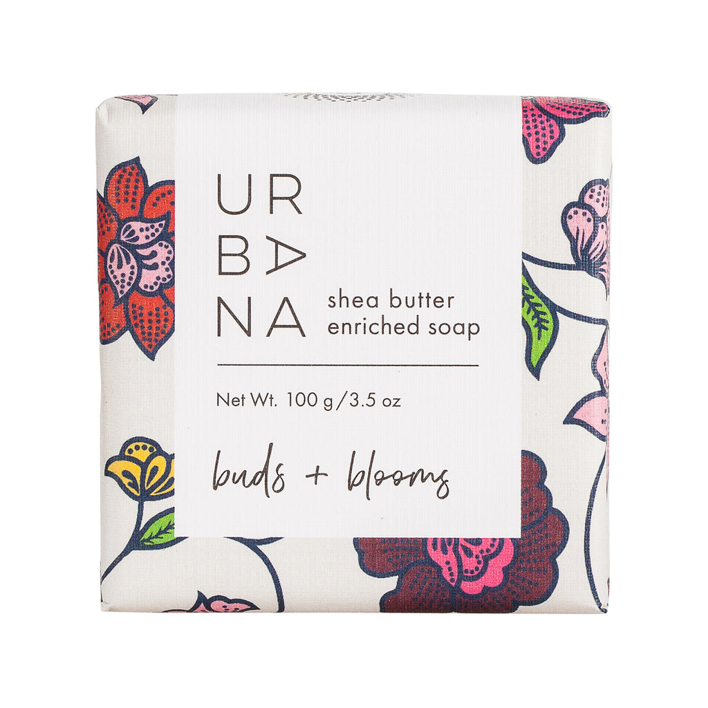 Buds + Blooms Soap Bar - European Soaps