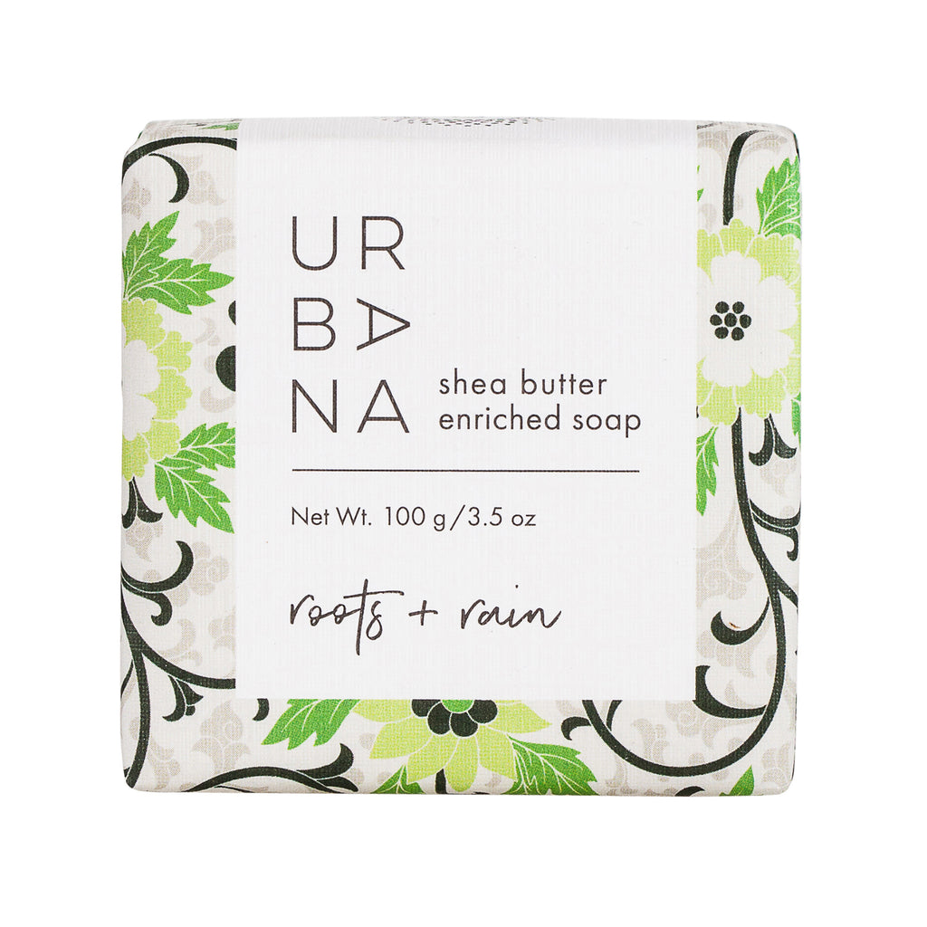 Wholesale Roots + Rain Soap Bar (100g) - European Soaps