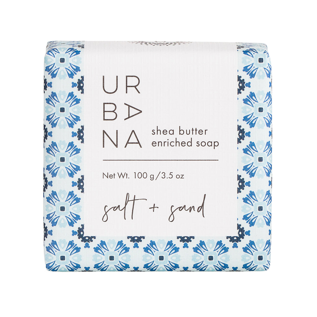 Salt + Sand Soap Bar (100g) - European Soaps