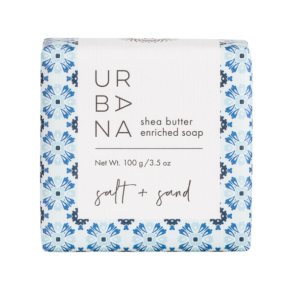 Wholesale Salt + Sand Soap Bar (100g) - European Soaps