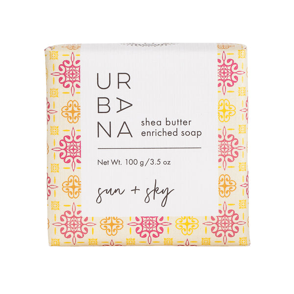 Sun + Sky Soap Bar - European Soaps
