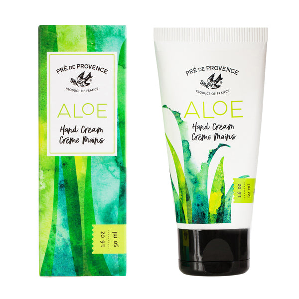 Aloe Hand Cream - European Soaps