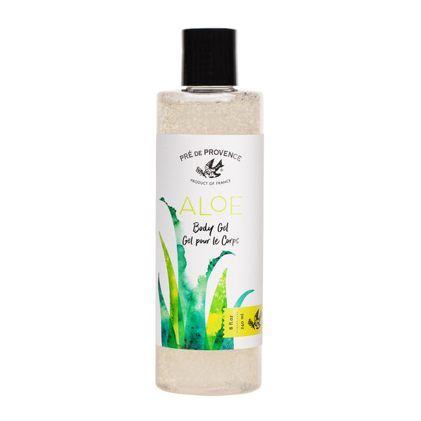 Wholesale Aloe Body Gel (240ml) - European Soaps
