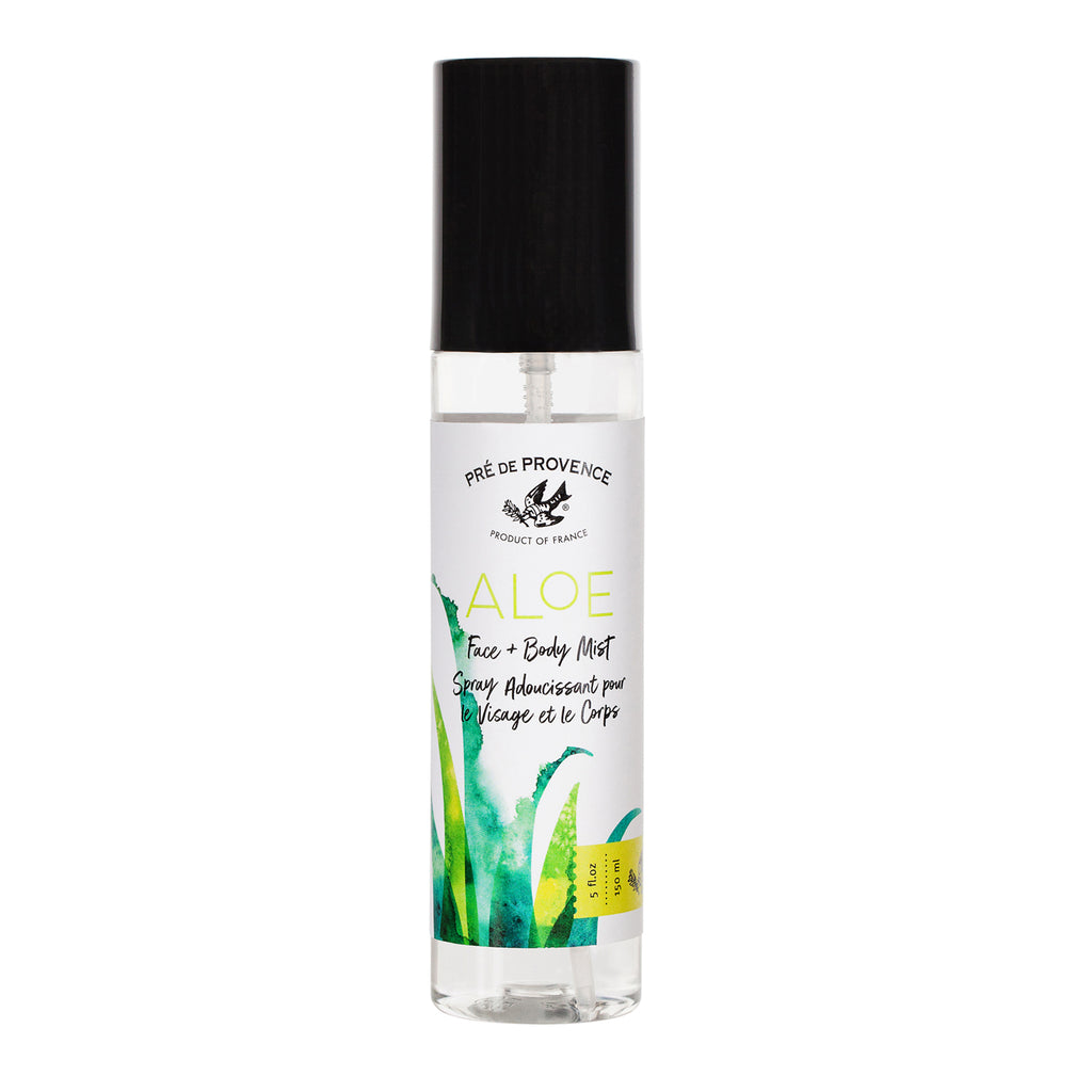 Wholesale Aloe Face & Body Mist - European Soaps