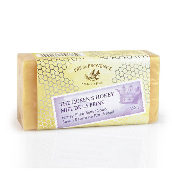 The Queen's Honey Shea Butter Soap - European Soaps