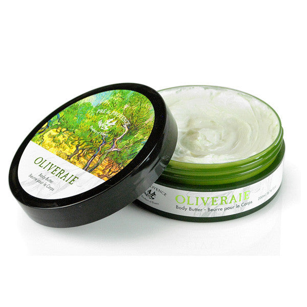 Oliveraie Body Butter - European Soaps