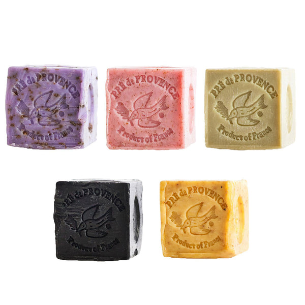 Assorted Petit Marseille Soaps