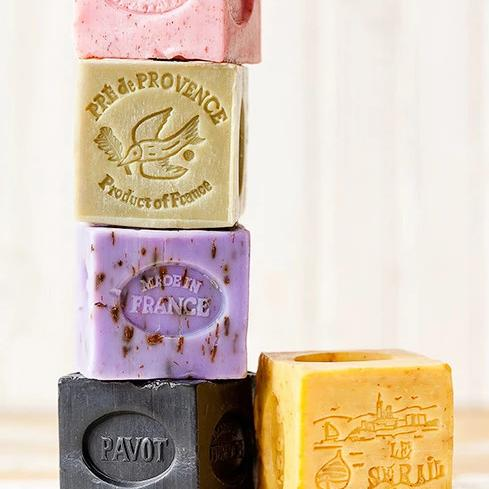 Wholesale Assorted Petit Marseille Soaps - European Soaps