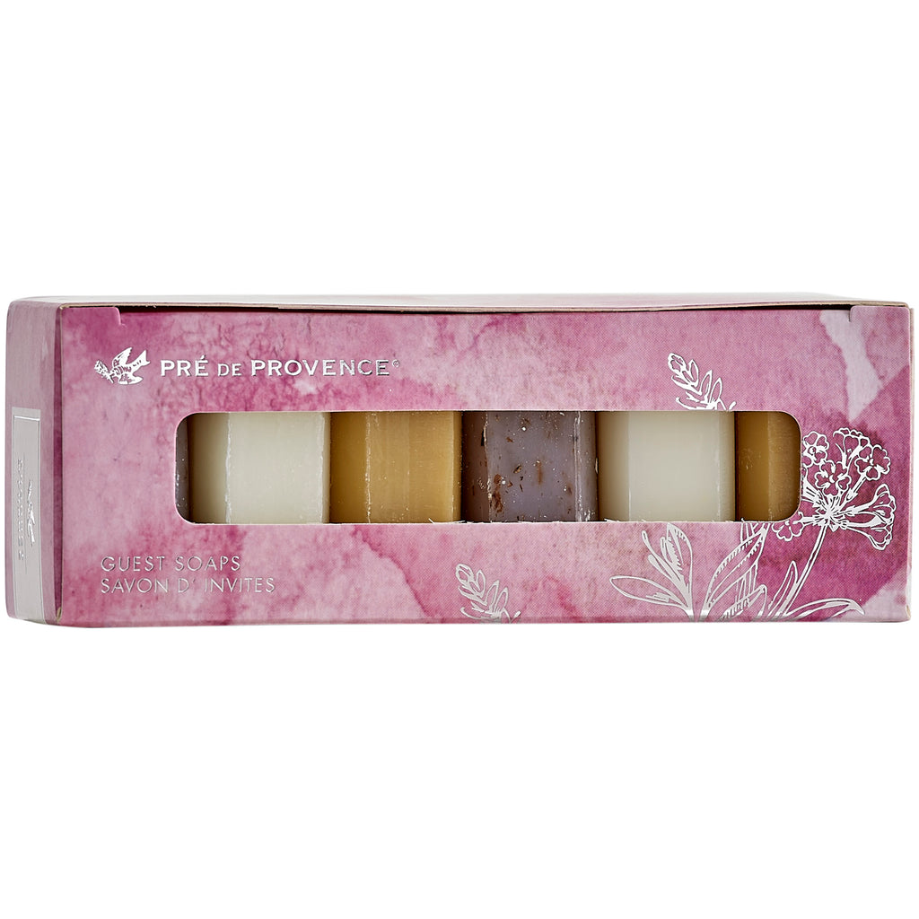 25g Gift Soap 6 Pack - LT, LV, VE - European Soaps