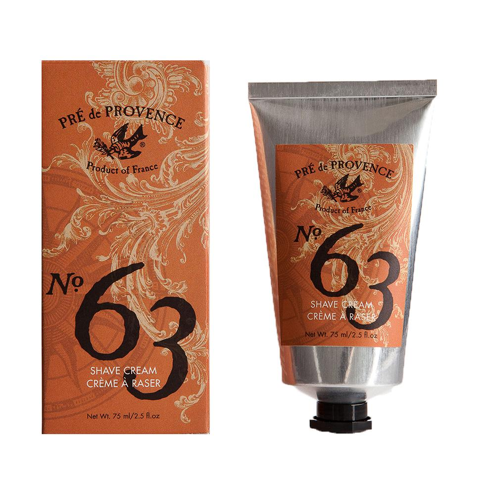 No. 63 Shave Cream - European Soaps