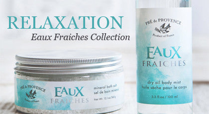Eaux Fraiches Collection