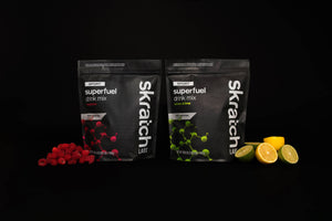 SkratchLabs Superfuel Drink Mix - Superfuel For Super Athletes
