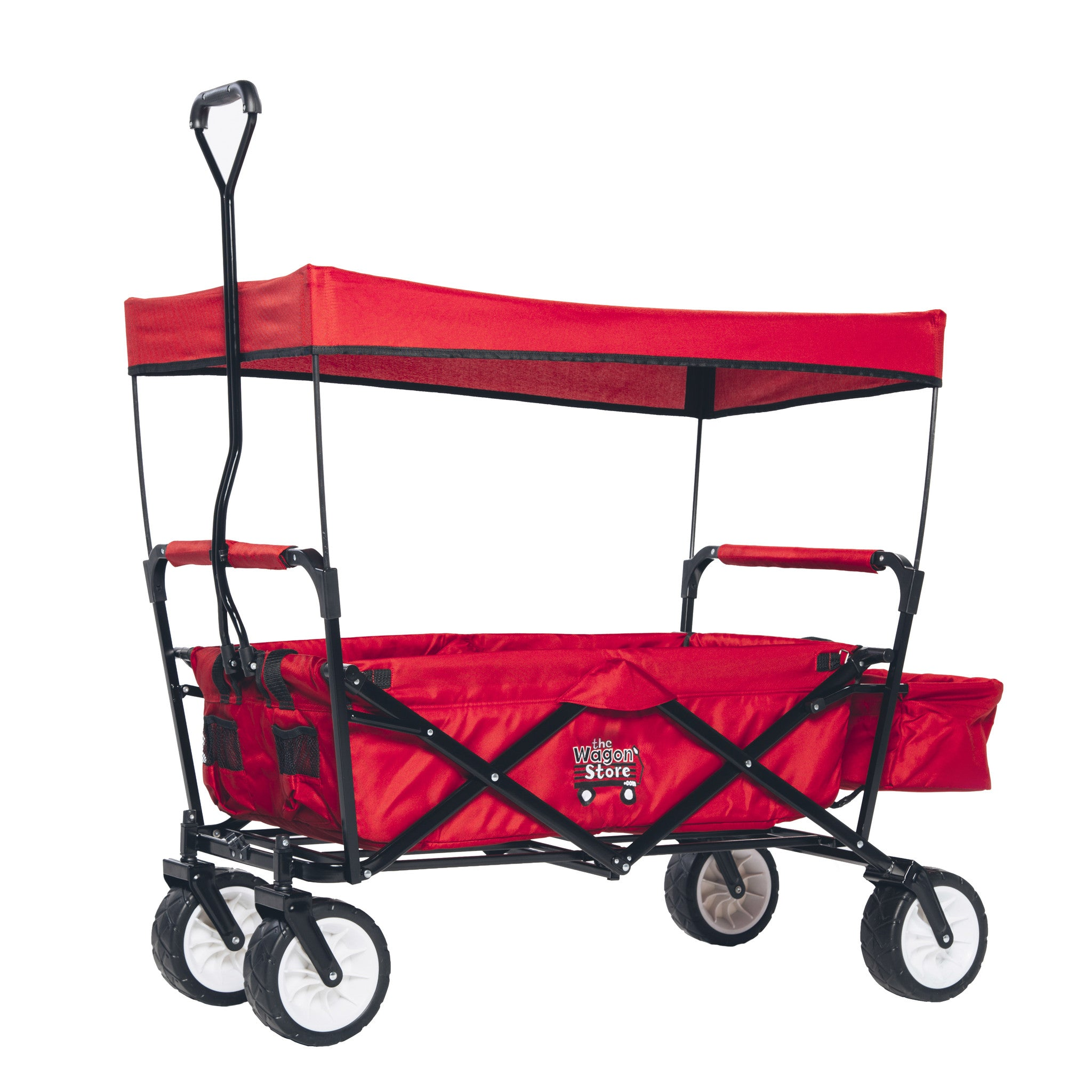 foldable sport wagon the wagon store. Black Bedroom Furniture Sets. Home Design Ideas