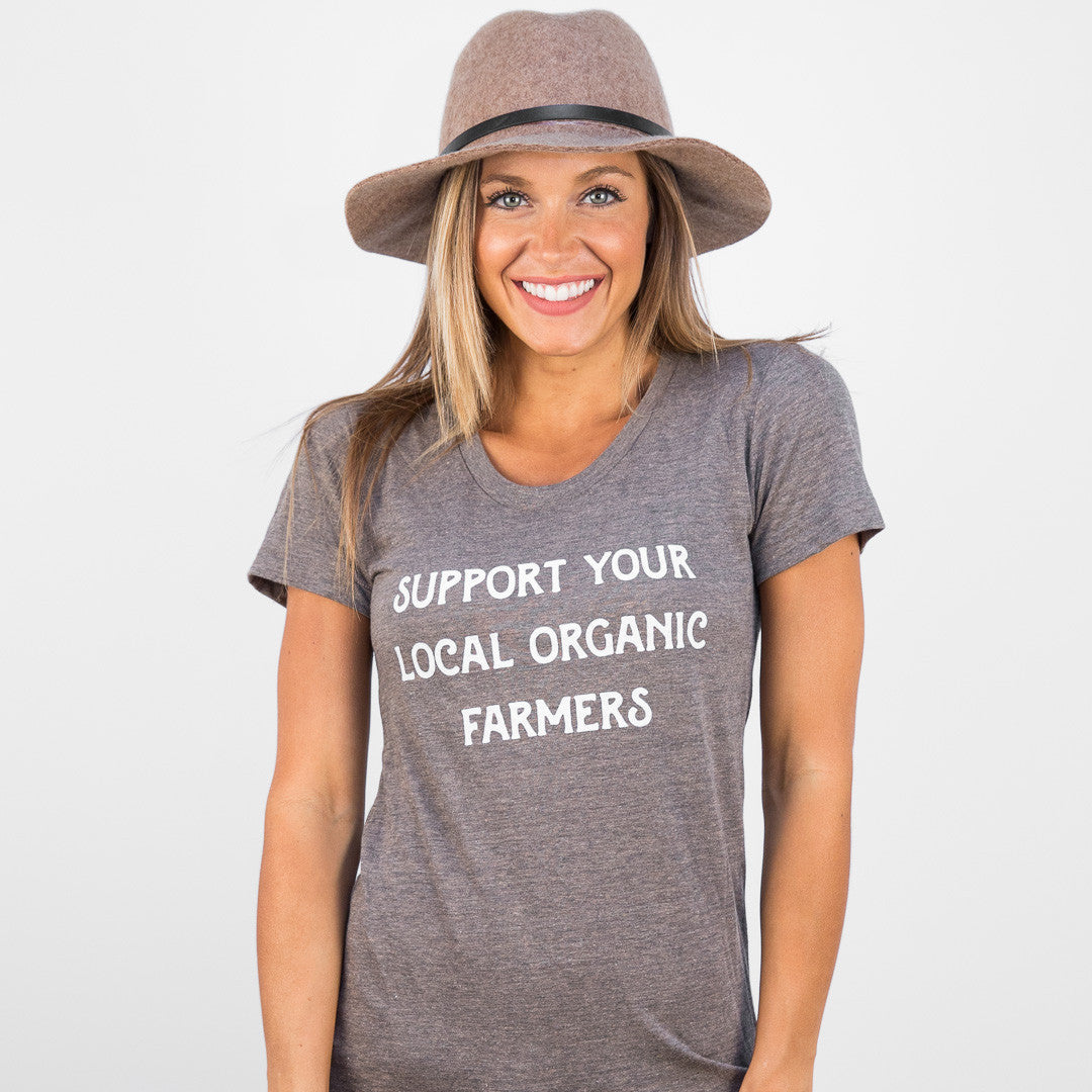 Support Your Local Organic Farmers