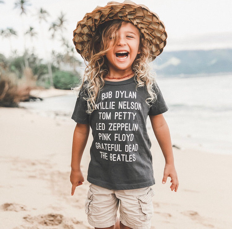 Kids Organic Legends Tee