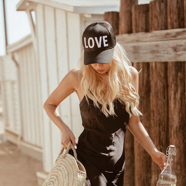 Organic Love Trucker Hat