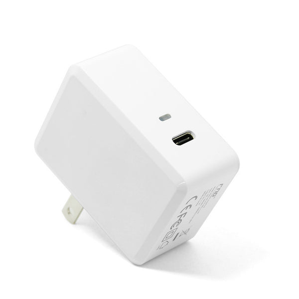 RND Fast (3A) USB Type-C (USB-C) AC Charger for Google (Pixel/Pixel XL), HTC 10, LG (G5, V20), Nexus (5X/6P), OnePlus (2/3), and all Type C devices - RND Power Solutions - 1