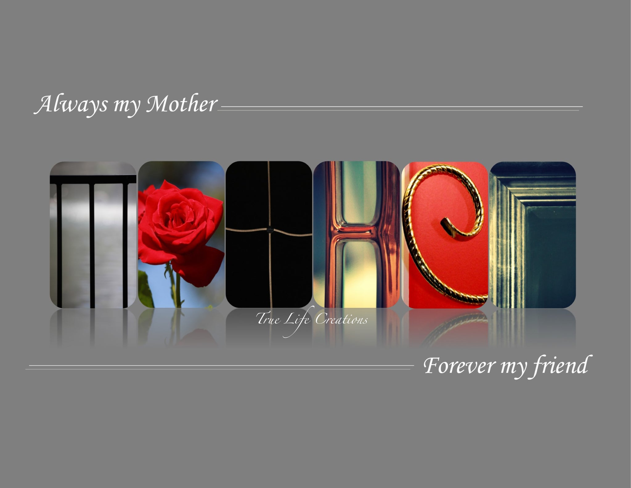 """MOTHER - Forever my friend"""
