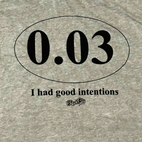 Good Intentions 0.03