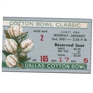 1961 Cotton Bowl
