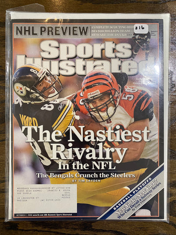 1996 Caleb Miller Sports Illustrated