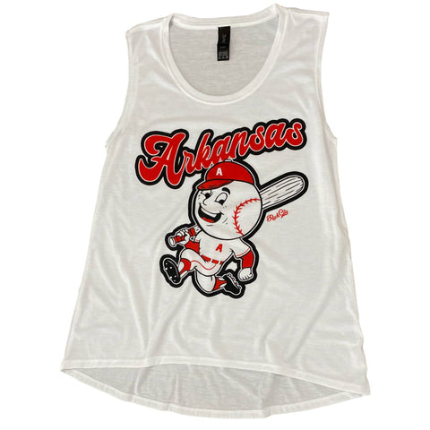 AR Baseball Guy - Women's Sleeveless