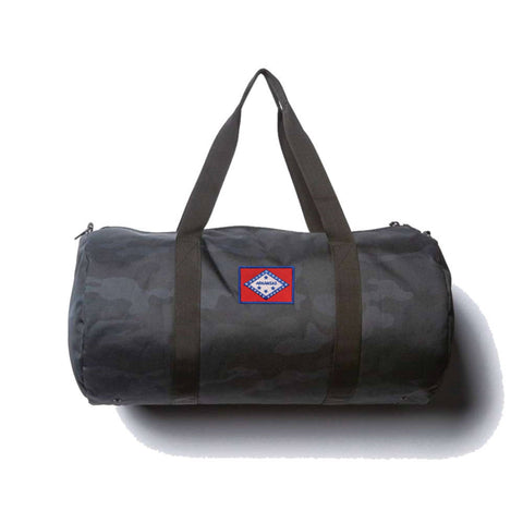 Day Tripper Bag - Black Camo