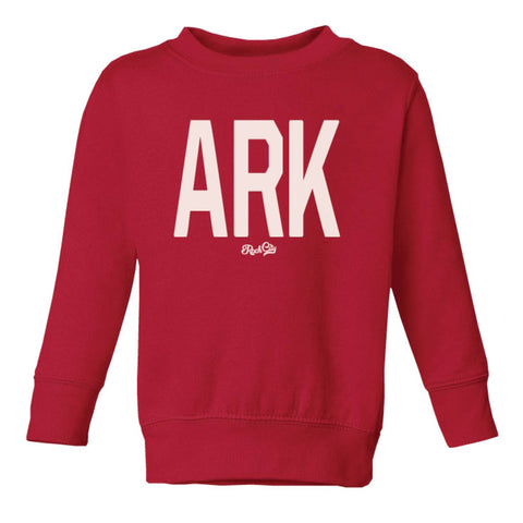 ARK Kids Sweatshirt - Red