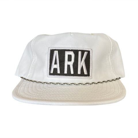 ARK Packable Hat - White