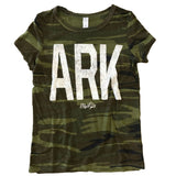 ARK Tee Ladies - Camo