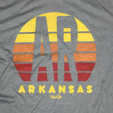 Arkansas Sunset - Stone Grey