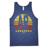 Arkansas Sunset Tank
