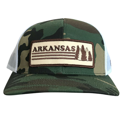 AR Trees Hat - Camo