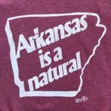 Arkansas is a Natural Hoodie