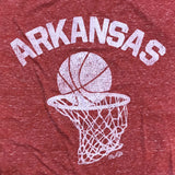 Arkansas Hoops Tee