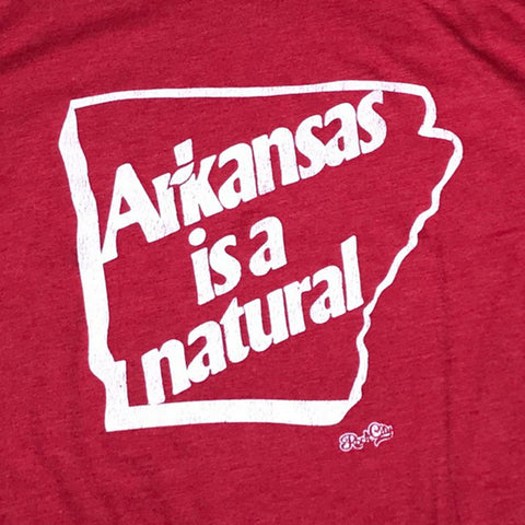Arkansas is a Natural