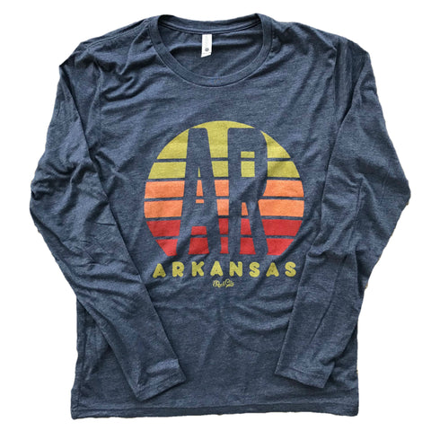 Arkansas Sunset Long Sleeve