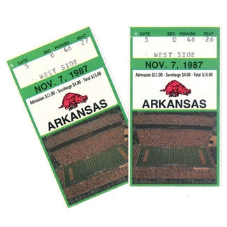 Arkansas vs. Baylor Tickets