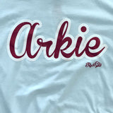 Arkie Tee - Ice Blue