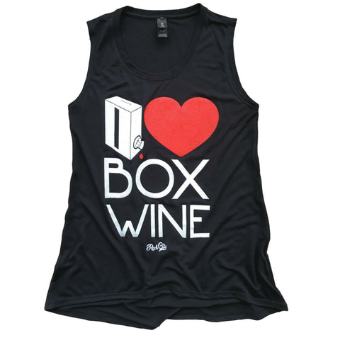 Box Wine Sleeveless