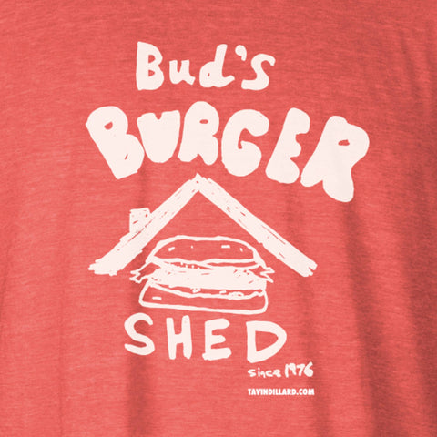 Burger Shed Tee